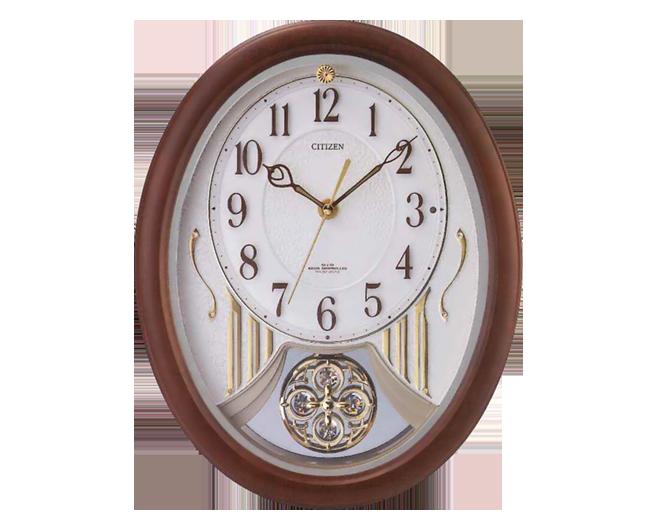 電波掛時計 パルミューズストリーム