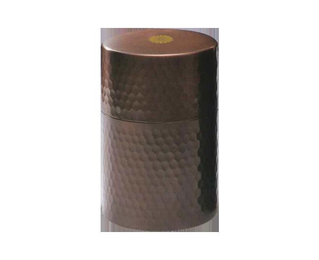 茶筒(小)銅製